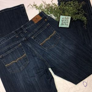 EUC Lucky Brand Jeans Easy Rider Size 8/29